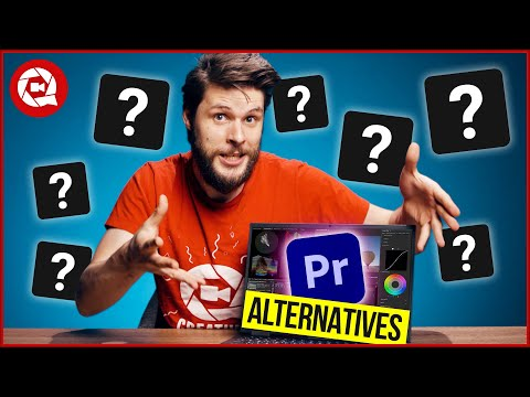 7 Adobe Premiere Pro ALTERNATIVES That are Absolutely FREE!