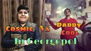 #CosmicYT #DaddyCool Cosmic YT Vs Daddy Cool In Georgopol 'Emulator' | #ShaktimaanGaming