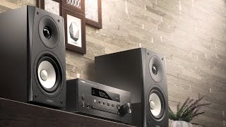 Yamaha MusicCast MCR-N570 Noir (photo supp. n°6)