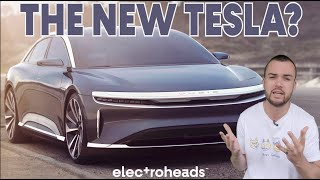 Lucid Air: The electric car that fixes Tesla's mistakes?