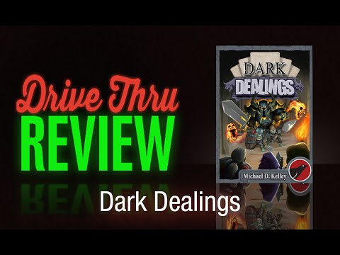 """[DriveThruReview] #518: """"Dungeon Crawl For Sale!"""""""