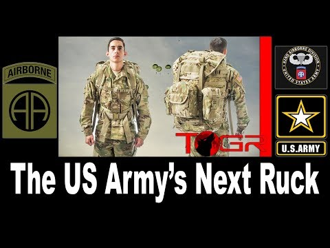 The US Army's Next Ruck – MOLLE 4000 Rucksack First Look