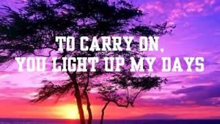 """You Light Up My Life - LeAnn Rimes """" fhe619 """" ( with lyrics )"""