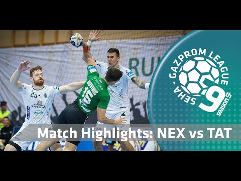 Match highlights: Nexe vs Tatran Presov