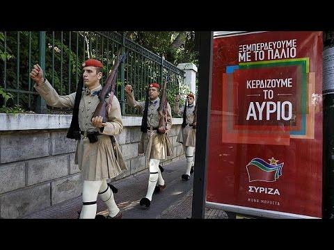 Η Ελλάδα αποφασίζει