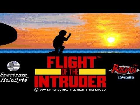 Flight of the Intruder Atari