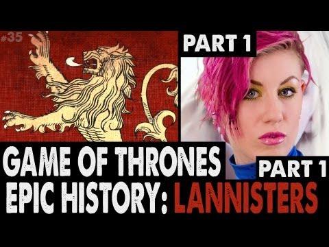 Epická historie - rod Lannisterů (1. část)