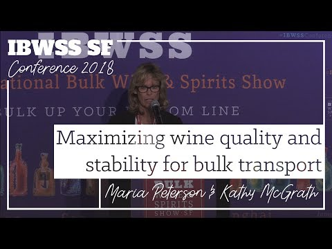 Maximizing Wine Quality for Transport