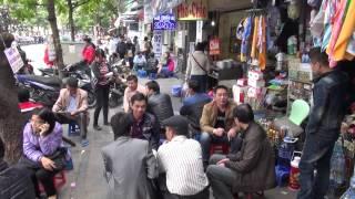 preview picture of video 'HANOI STREETS SCENES SCENES DE RUES'