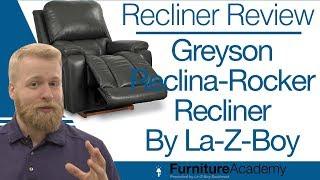 La-Z-Boy Greyson Reclina-Rocker Recliner | Recliner Review Series Ep. 1