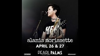 Alanis Morissette Live!  - Lens