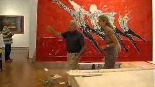 Schifano secondo Bonito Oliva Galleria nazionale d'arte moderna