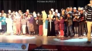 تحميل اغاني حورية حجاج في مسرحية تقدر توصل بأغنية جديدة ل جمال بكري houria hadjaj theatre djamel bekri MP3