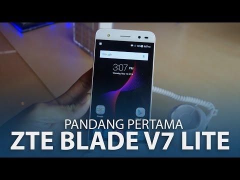 Pandang Pertama: ZTE Blade V7 Lite