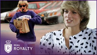 Diana's Influential Sense Of Style | Model Princess | Real Royalty