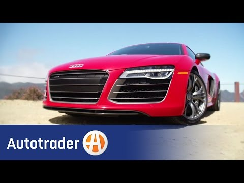 View New 2013 Audi R8 V10 Plus Coupe Start Up Revs Details