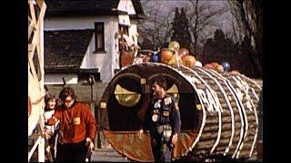 Carnaval bij Trappaf, midden jaren '70