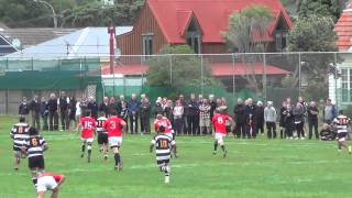preview picture of video '2013 Swindale Shield: Round Three - Marist St Pats vs Oriental Rongotai'