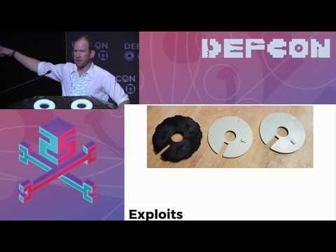Open Source Safe Cracking Robot DEFCON 25 Nathan Seidle