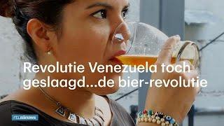 Revolutie Venezuela slaagt toch..de bier-revolutie - RTL NIEUWS