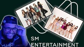 f(x) & Girls' Generation - LA chA TA | Girls' Generation M/V REACTION!!!