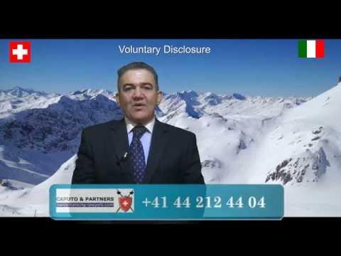Voluntary Disclosure : A chi conviene aderire senza pensarci 2 volte