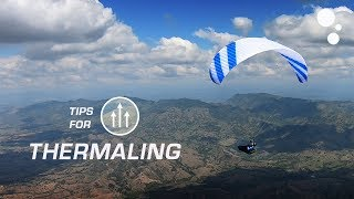 Thermaling tips for paraglider pilots (part 1 of 4)