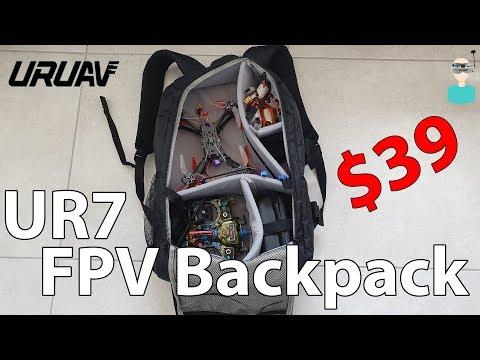 URUAV UR7 - Best Budget Friendly FPV Backpack