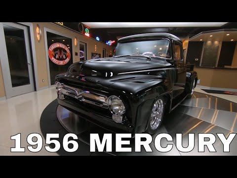 1956 Mercury M-1 (CC-1434810) for sale in Plymouth, Michigan
