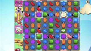 Candy Crush Saga Level 906  No Booster  POPCORN BOMBS!