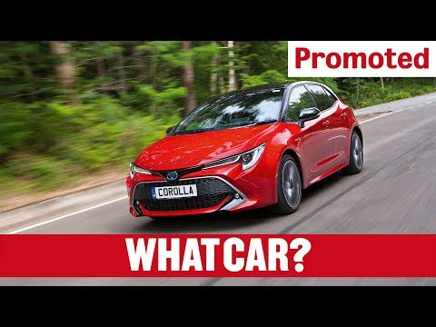 Promoted | The new Toyota Corolla: taking hybrid to the next level | What Car?