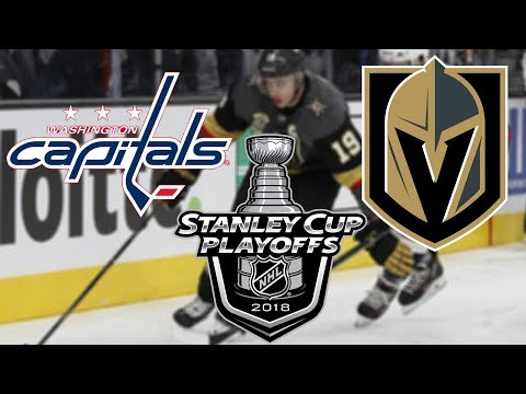 FINÁLE o Stanley Cup | Vegas Golden Knights - Washington Capitals | NHL 18 | CZ/SK