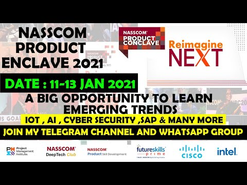 , title : 'Nasscom Product Conclave 2021 | Nasscom Free Masterclass | Nasscom Online Certified Courses