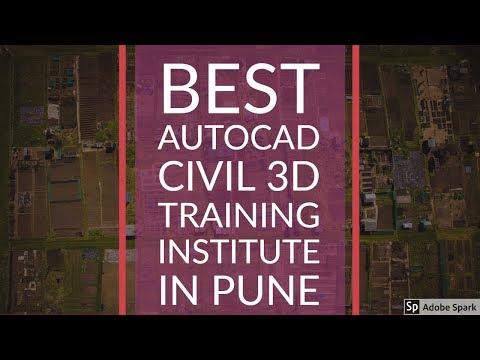 AutoCAD Civil 3D Training Institute   CADD Centre Design Studio ...