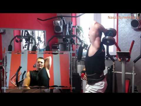 Ćwiczenie łagodzi napięcie mięśniowe