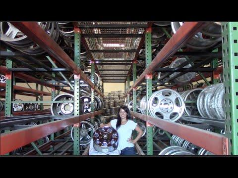 Factory Original Cadillac SRX Rims & OEM Cadillac SRX Wheels – OriginalWheel.com