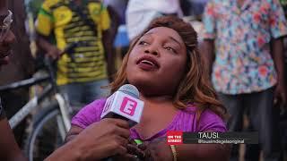 ON THE STREET -  MZEE AMZIMIKIA TAUSI
