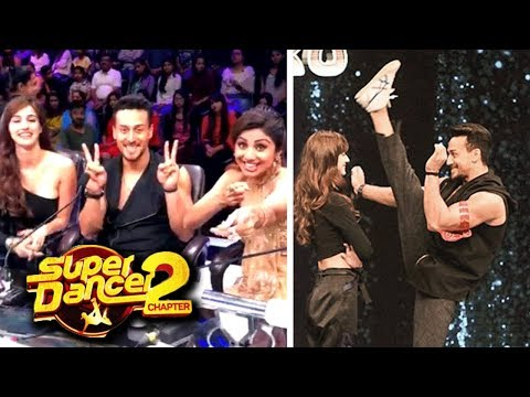 Shilpa Shetty's Grand Welcome For Tiger Shroff & D