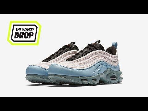 9ded32108e Nike Air Max Plus 97 Australian Sneaker Release Info: The Weekly Drop -  Complex AU