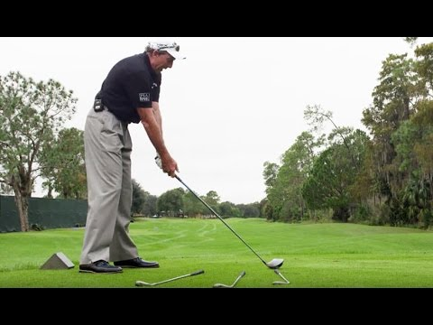 How To Hit A Draw – Golf Lessons with David Leadbetter