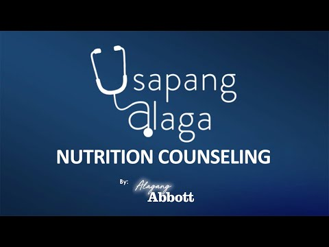 [GMA]  Usapang Alaga Nutrition Counseling: What Nutrition Labels Reveal About the Food You Eat