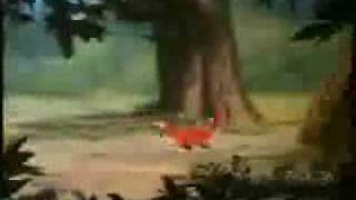 Fox and the Hound~Best of Friends