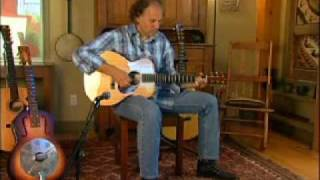 Guitar Groove A SESSION With <b>Brooks Williams</b>