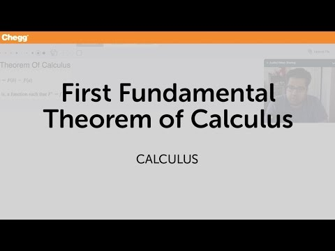 the fundamental theorem of calculus homework