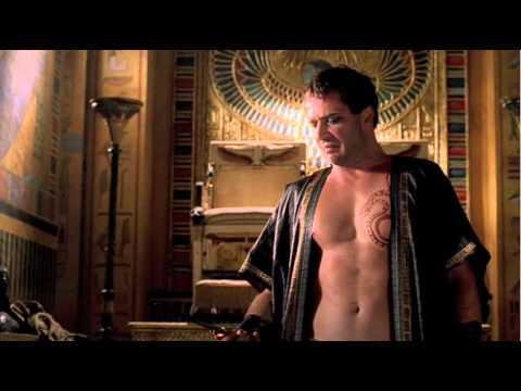 James Purefoy - Rome (2007) - Antony dies by the sword
