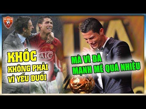 Cristiano Ronaldo   Quả bóng Vàng, nước mắt và ký ức không thể quên