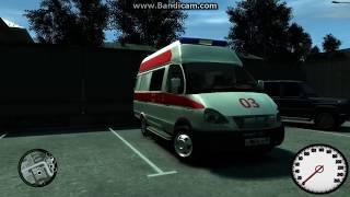 [GTA IV криминальная Россия]Патруль скорой помощи #1