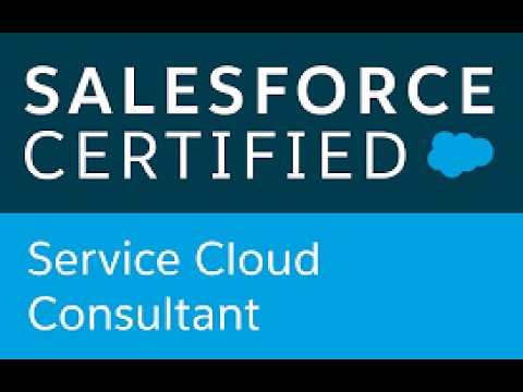 Salesforce Service Cloud Certification Real Exam Questions ...