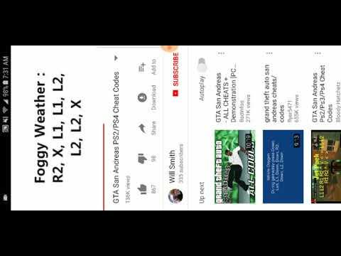 gta-san-andreas-cheat-codes-ps4-videos