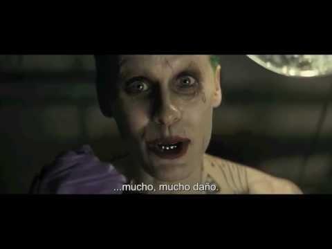 ESCUADRÓN SUICIDA - Trailer Comic-Con 2015 - Oficial Warner Bros. Pictures